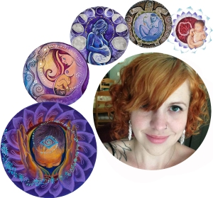 Amy is a doula, artist, and henna artist living in Denver, CO with her three beautiful daughters